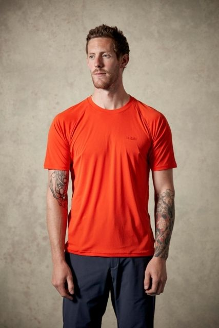 photo: Rab Aerial Tee short sleeve performance top