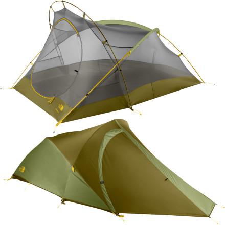 photo: The North Face Tadpole 23 three-season tent