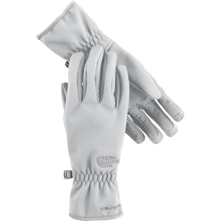 photo: The North Face Women's TNF Apex Glove soft shell glove/mitten