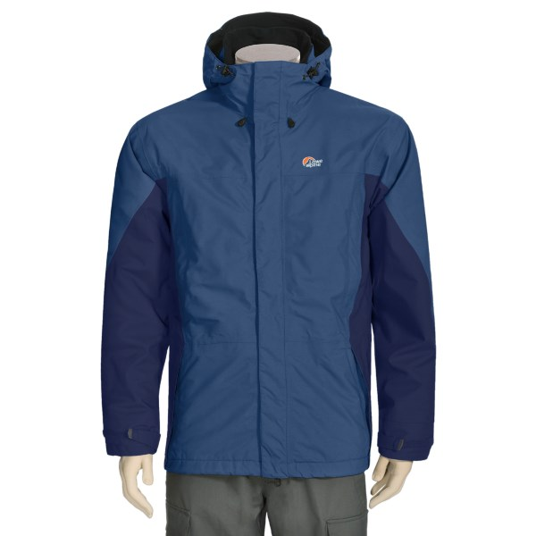 photo: Lowe Alpine Wilderness GTX Jacket waterproof jacket