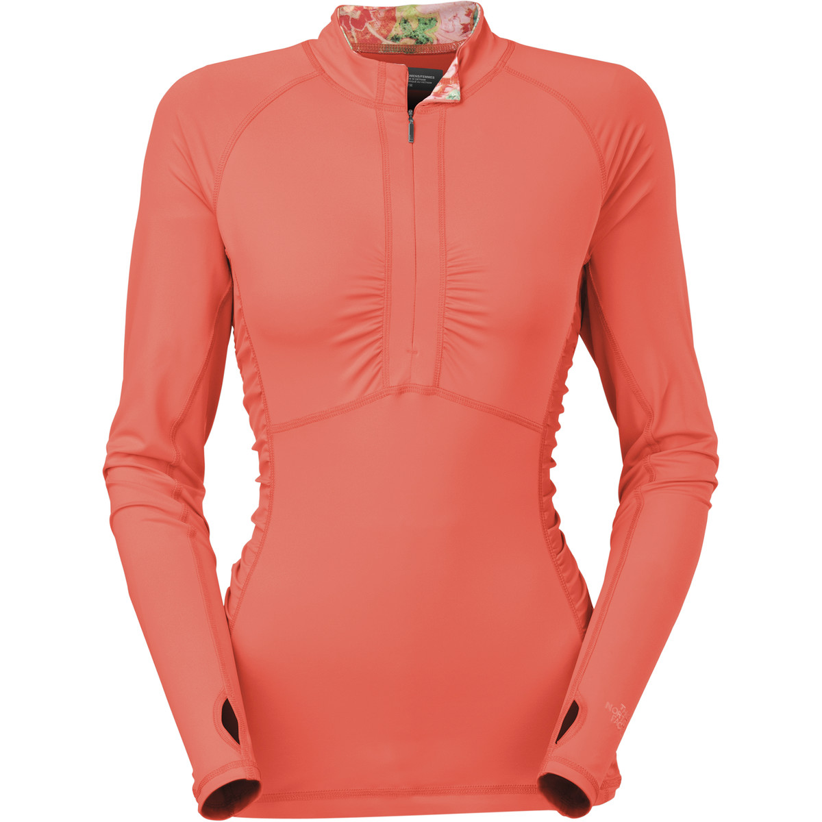 The North Face Cascade 1/4 Zip Rash Guard