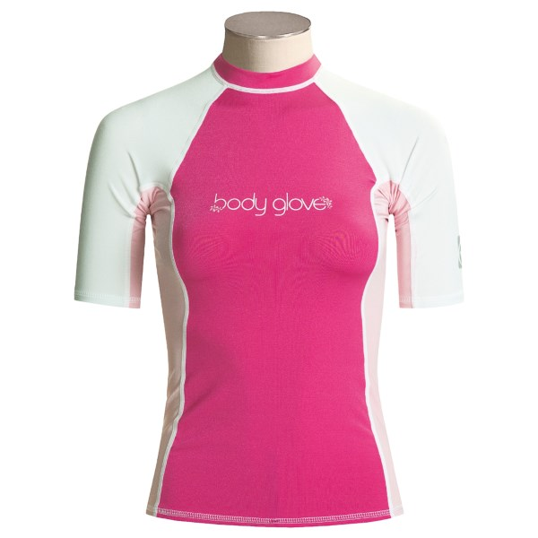 photo: Body Glove Deluxe Short Arm Top short sleeve rashguard