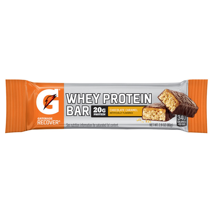 photo: Gatorade Whey Protein Bar nutrition bar