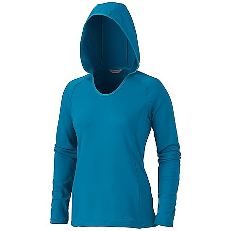 photo: Marmot Essential Pullover long sleeve performance top