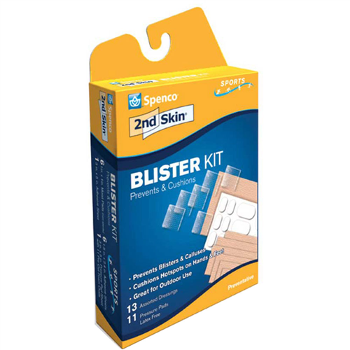 photo: Spenco Blister Kit first aid supply
