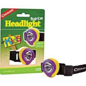 photo: Coghlan's Hands Free Headlight headlamp