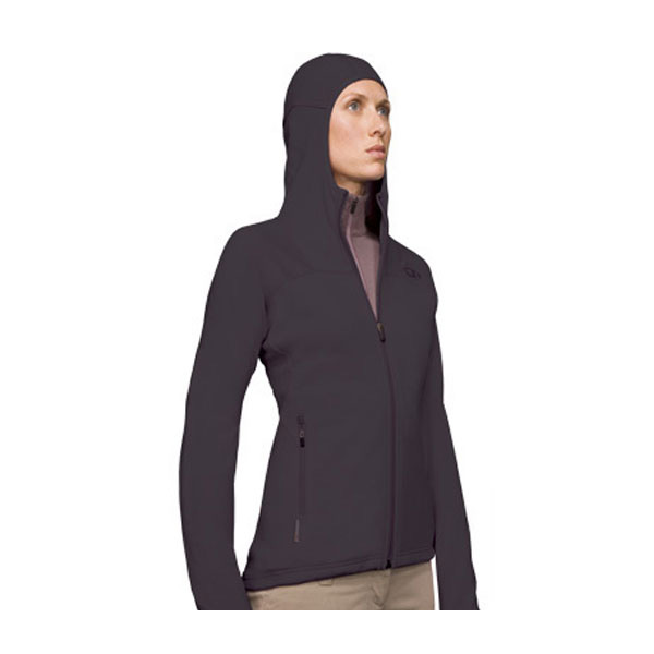 photo: Icebreaker Men's Exp 320 Conquest Hood wool jacket