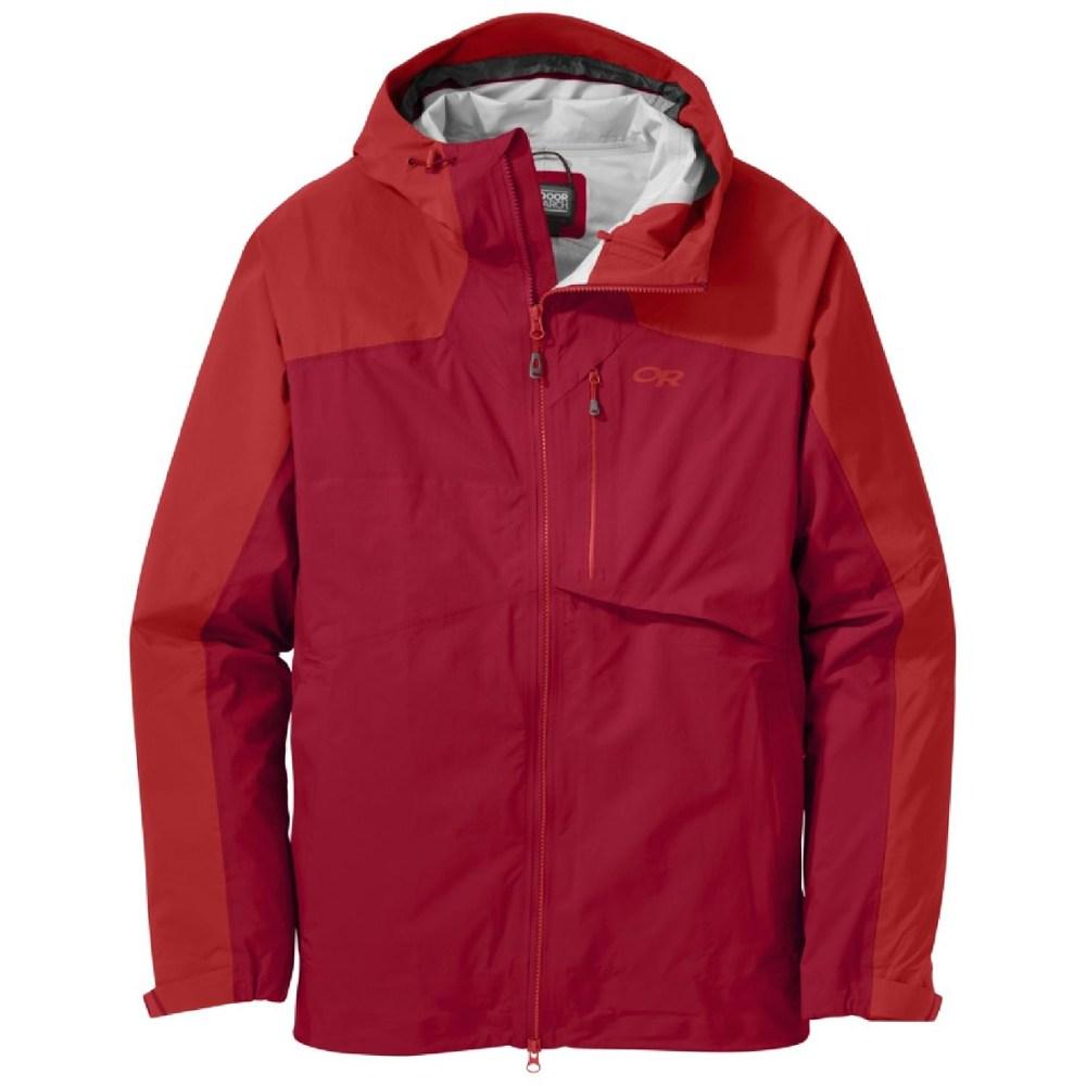 photo: Outdoor Research Bolin Jacket waterproof jacket