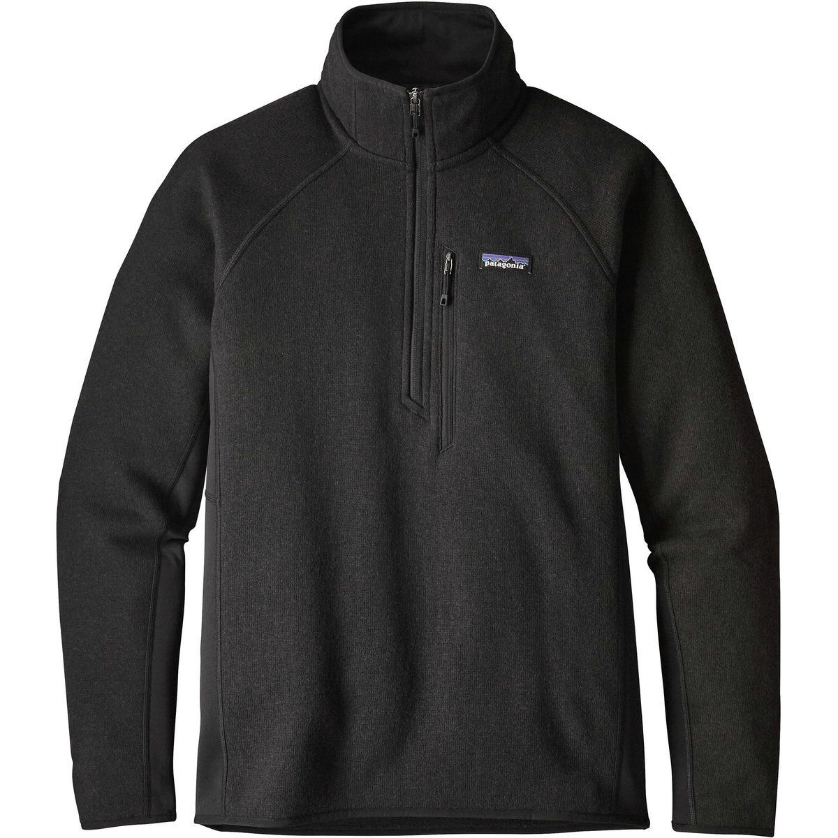 photo: Patagonia Performance Better Sweater 1/4-Zip fleece top