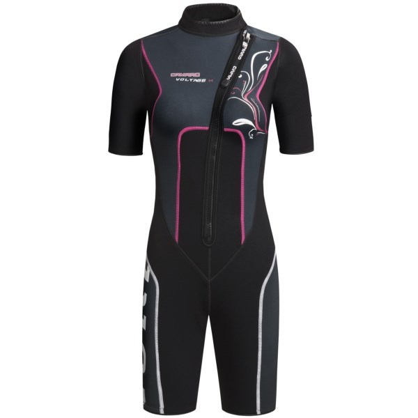 photo: Camaro Mono Liquid Shorty Wetsuit - 3 mm wet suit