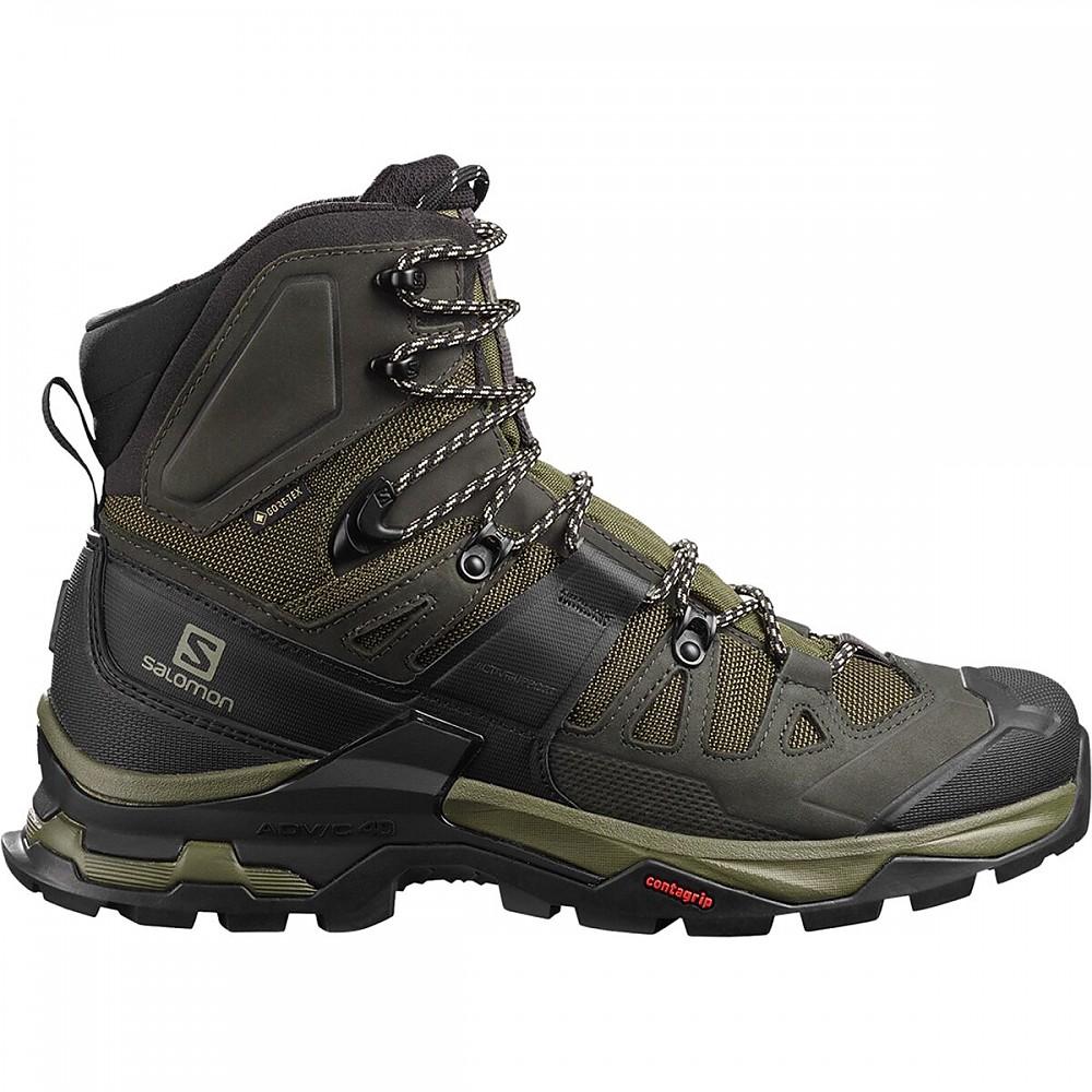 photo: Salomon Quest 4D 3 GTX hiking boot