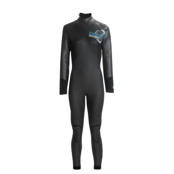 photo: Camaro Women's C1-11 4/3mm Neoprene Wetsuit wet suit