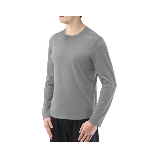 photo: Saucony Men's Evolution LX Long Sleeve Top long sleeve performance top