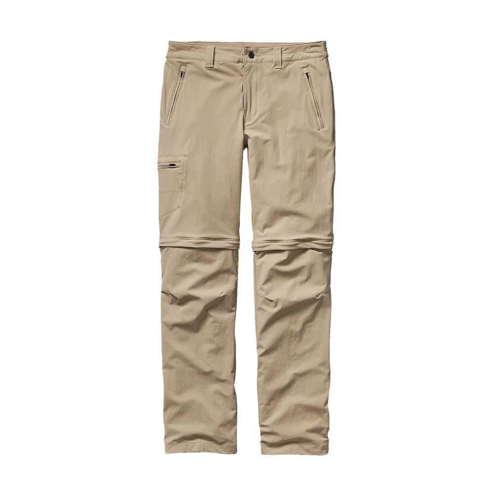 photo: Patagonia Tribune Zip-Off Pants hiking pant