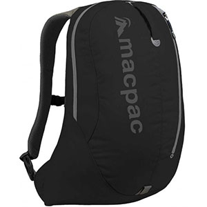 photo: Macpac Kahu 22 daypack (under 2,000 cu in)