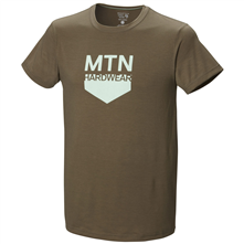 Mountain Hardwear MTN Corner Short Sleeve T