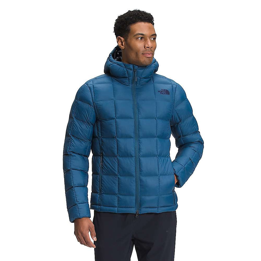 photo: The North Face Thermoball Full Zip Jacket synthetic insulated jacket