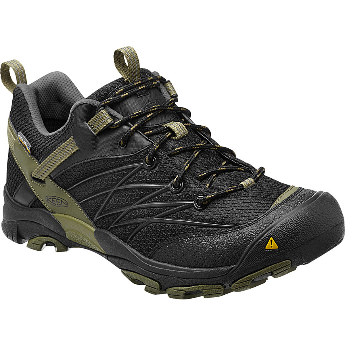 photo: Keen Men's Marshall WP trail shoe