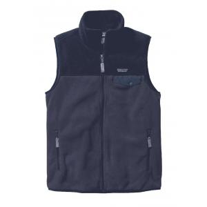 photo: Patagonia Lightweight Synchilla Snap-T Vest fleece vest