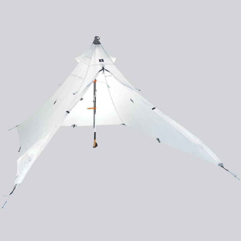photo: Hyperlite Mountain Gear UltaMid 2 tarp/shelter