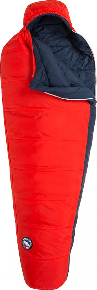 photo: Big Agnes Buell 30 3-season synthetic sleeping bag