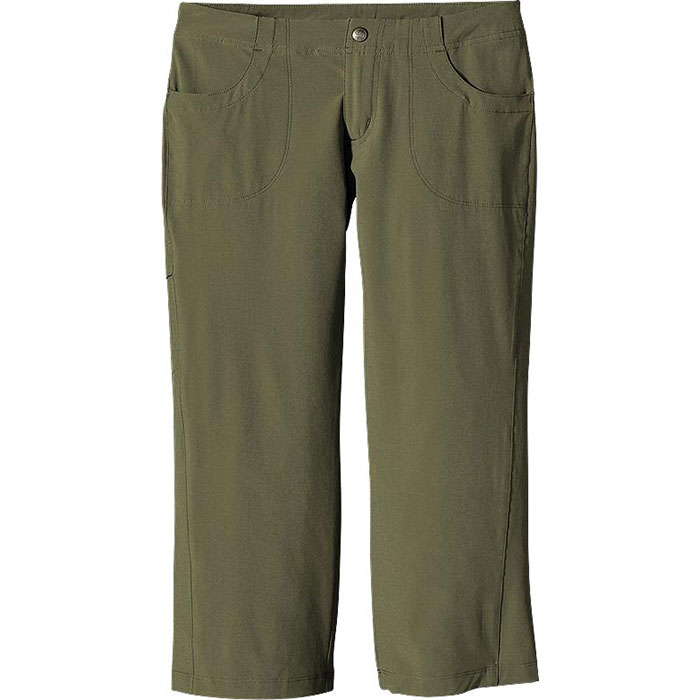 photo: Patagonia All-Out Capris climbing pant
