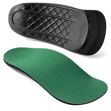 Spenco Orthotic Arch Supports - 3/4 Length