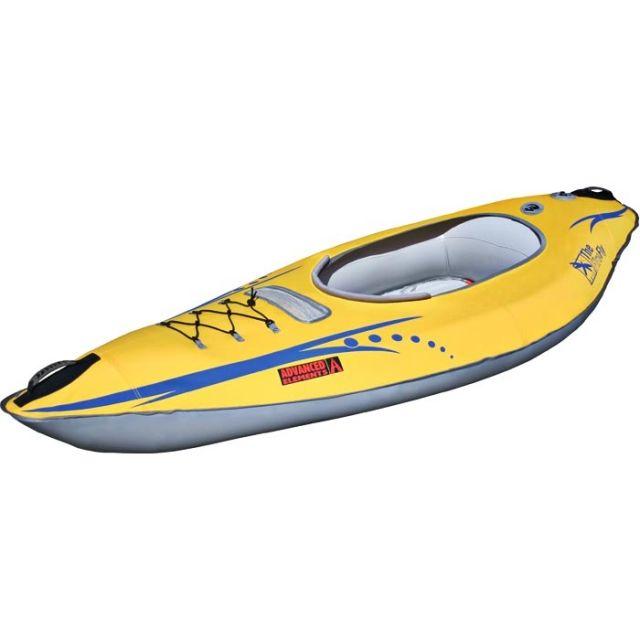 photo: Advanced Elements FireFly inflatable kayak
