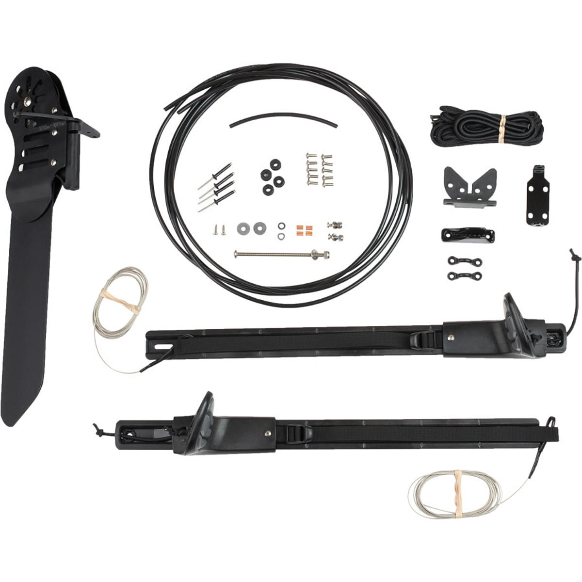 photo: Ocean Kayak Rudder Kit outfitting gear
