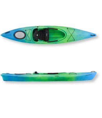 photo: L.L.Bean Manatee Deluxe Solo 12 recreational kayak