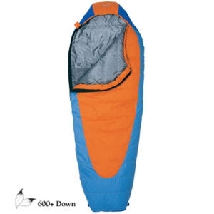 photo: Slumberjack Baffin +20°F 3-season down sleeping bag