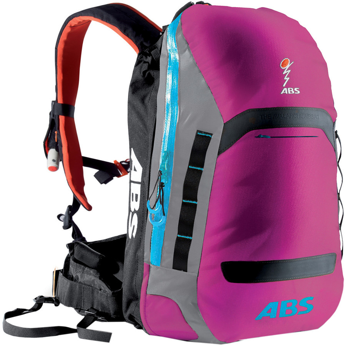 photo: ABS Powder 5 Backpack avalanche airbag pack