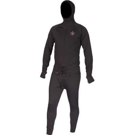 photo: Airblaster Expedition Weight Ninja Suit one-piece base layer