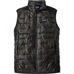 photo: Patagonia Micro Puff Vest synthetic insulated vest