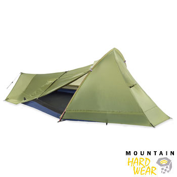 photo: Mountain Hardwear Waypoint 2 three-season tent