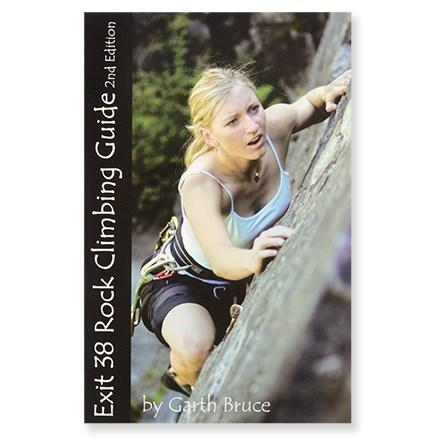 photo: Free Solo Publishing Exit 38 Rock Climbing Guide us pacific states guidebook