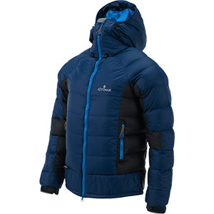 photo of a Jöttnar down insulated jacket