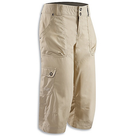 photo: Arc'teryx Rana Capri hiking pant