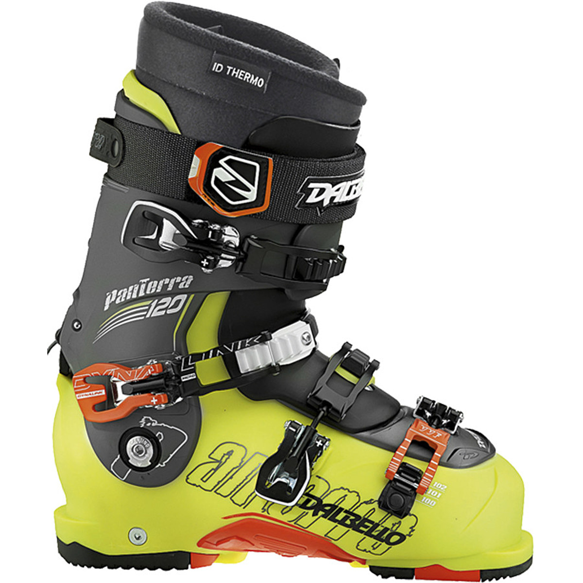 photo: Dalbello Panterra 120 Boot alpine touring boot