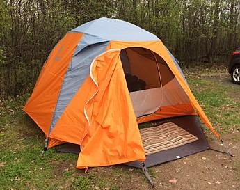 I purchased this tent to replace an REI C& Dome 4 after rodents destroyed the rain fly and Iu0027ve used it twice and a total of about 8 nights so far. & Marmot Limestone 4P Reviews - Trailspace.com