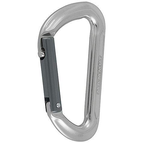 photo: Mammut Classic Key Lock non-locking carabiner
