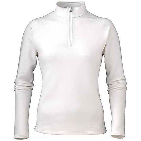 Marker USA Active Plus Zip Mock Turtleneck