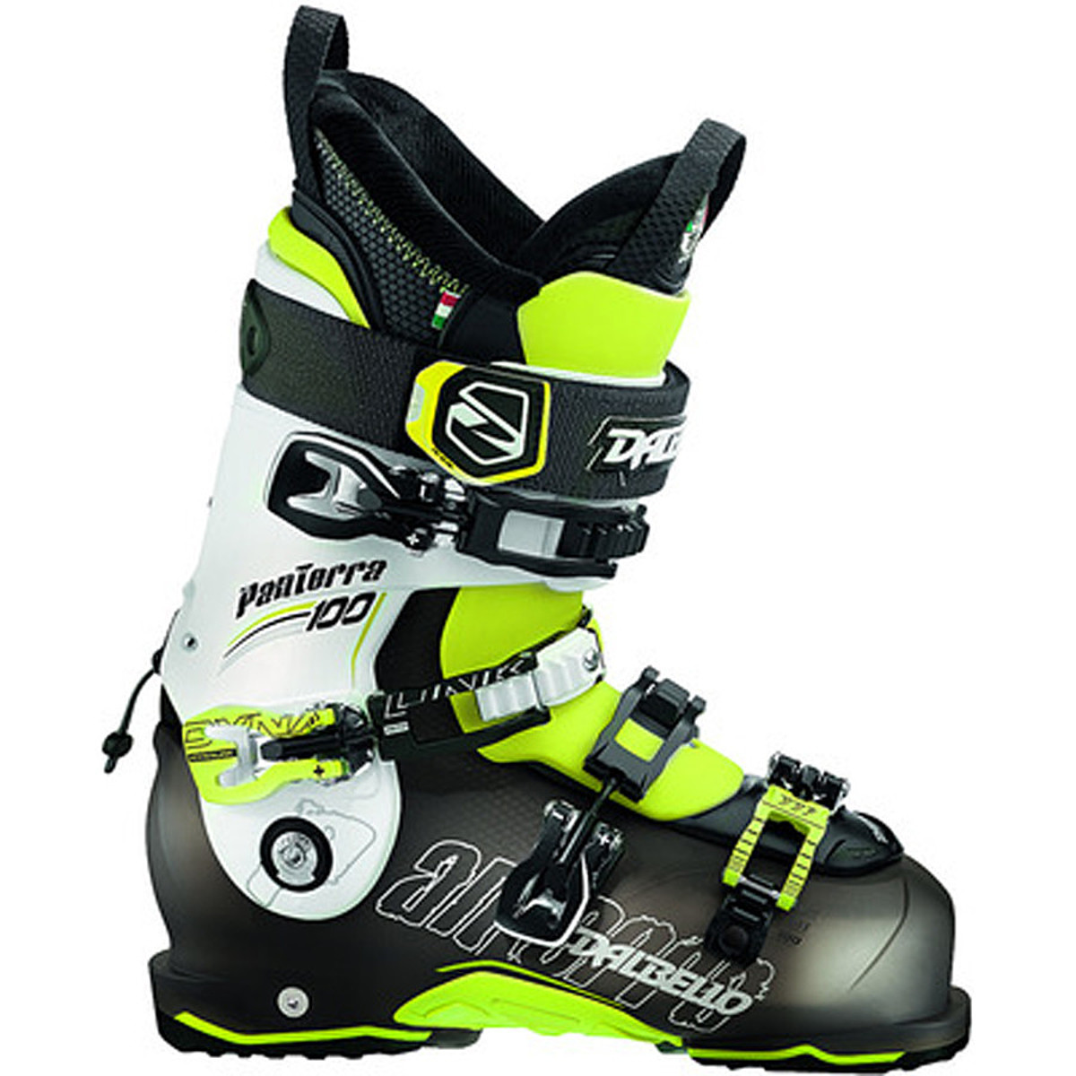 photo: Dalbello Panterra 100 Ski Boot alpine touring boot