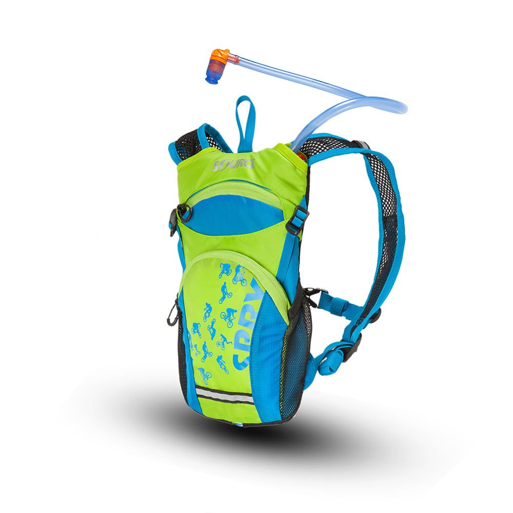 photo: Source Spry hydration pack