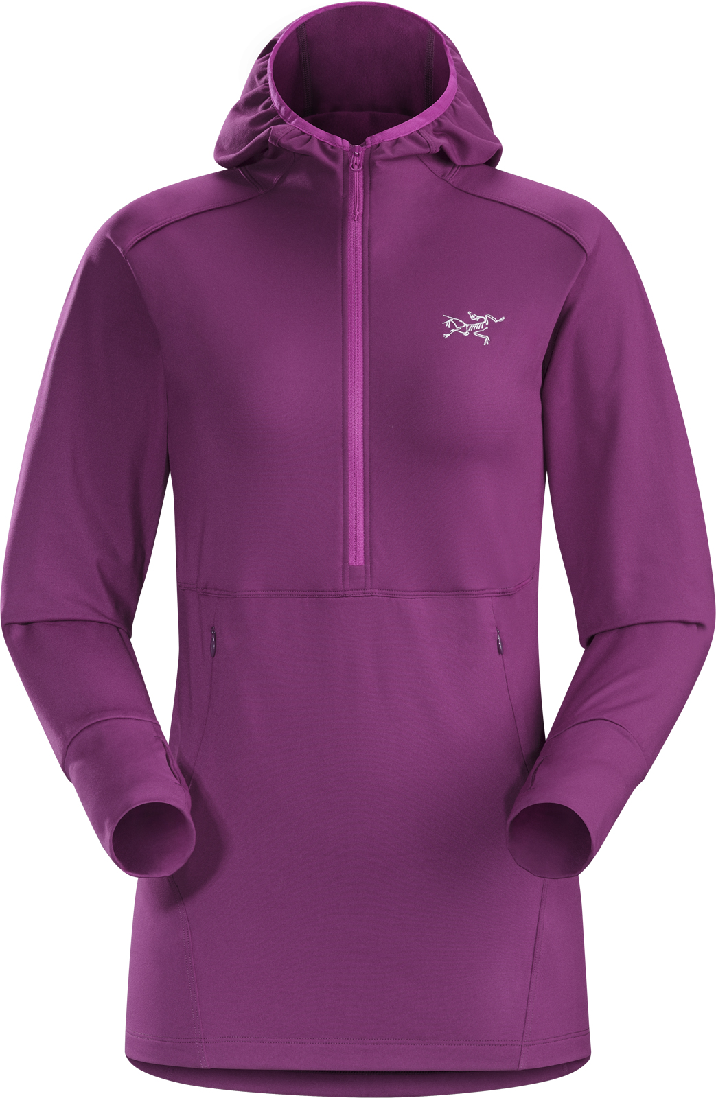 photo: Arc'teryx Zoa Hoody fleece top