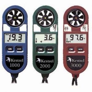 photo: Kestrel 3000 weather instrument