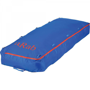 photo of a Rab haul bag