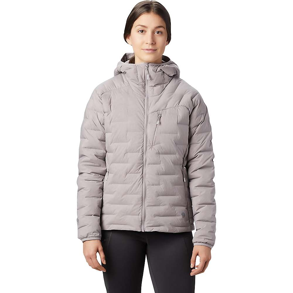 photo: Mountain Hardwear Women's Super/DS StretchDown Hooded Down Jacket down insulated jacket