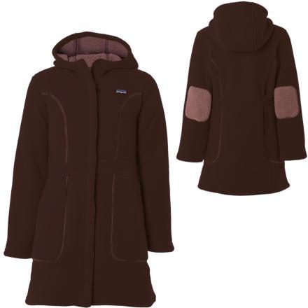 photo: Patagonia Arctic Coat fleece jacket