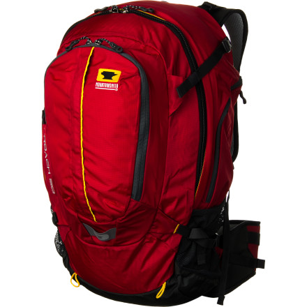 photo: Mountainsmith Approach 50 weekend pack (3,000 - 4,499 cu in)